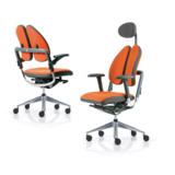 xenium duo-back® - ergonomisches Sitzprinzip
