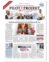 Pilot:Projekt online versteht sich als Work in Progress, das