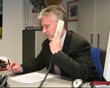 Collin Scholz, Geschäftsleitung, Pilot:Projekt GmbH
