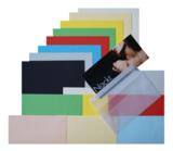 39 verschiedene Umschläge für ihre Karten