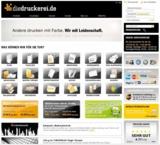 Neues Aussehen, neue Inhalte, neue Produkte: Der neue Onlineshop von diedruckerei.de