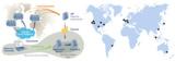 Weltweit verteilte Server erzeugen Last da, wo auch reale Nutzer ihre Anfragen starten