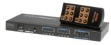HDMI Kreuzschiene DVS 4002 von ViTecco