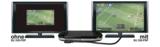 SU 320-PSP: PSP formatfüllend am großen Flachbildschirm spielen