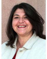 Petra Spiess, Business-Coach, arbeitet auch am Telefon