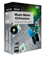 Packshot Music Maker 15