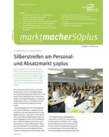 Informationen für Führungskräfte zum Absatz- und Personalmarkt 50plus