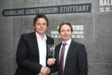Oliver Black, Head of New Product Sourcing & Processes Grohe AG & Thomas Dieringer, CEO POOL4TOOL AG