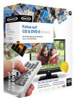 Fotos auf CD & DVD 8 deluxe