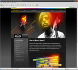 Homepage Music Maker