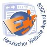 Hessischer Website Award 2009
