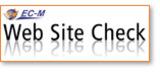 Kostenloser Website Check im EC-M