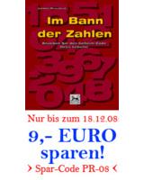 """Das wertvolle Buch """"Im Bann der Zahlen."""