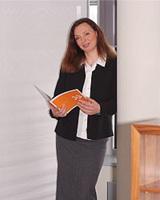 Carmen Schliewenz steht für professionelle Kundenbetreuung.
