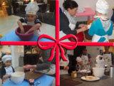 Die kleinen Bäcker hatten viel Spaß.