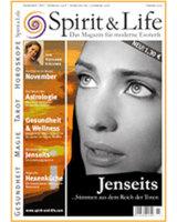 """""""Spirit & Life"""", die neue Esoterik-Zeitschrift"""