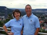 Kerstin Schilling und Karsten Schneider
