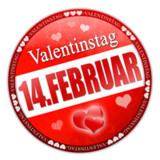 Valentinstag für verliebte Sparfüchse