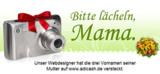 AdiCash verlost Digitalkamera zum Muttertag