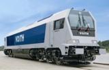 Dieselhydraulische sechsachsige Lokomotive Voith Maxima 40 C