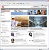 3M Shop Website