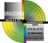 """""""Grauzonen - Delta E & Co."""": Ausstellung im Torso Verlag"""