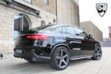 Mercedes GLE Coupé: Chrometec präsentiert individuelles Tuning-Kit