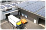 Sprintis Schenk erweitert Photovoltaikanlage