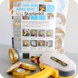 Sprintis Schenk: ATG-Handabroller im Einsatz