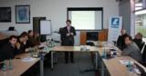 Winfried Reiners spricht über modernen Datenschutz
