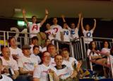 Kunden und Mitarbeiter von APONEO erlebten gemeinsam das 3. Playoff-Viertelfinale der Albatrosse