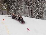 Viel Spaß hatten die Teilnehmer der iCrossing Winter Games