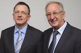 Die Geschäftsführer Martin und Claus Krogmann der MicroData GmbH_Foto MicroData