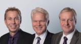 Die WMD-Geschäftsführer Matthias Lemenkühler, Andreas Karge und Albrecht Lüdemann._Abb: WMD