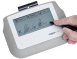 Das Sigma-Unterschriften-Pad von signotec. Abb. signotec