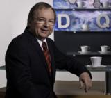 Roland Pfeiffer, Geschäftsführer der Uniserv GmbH