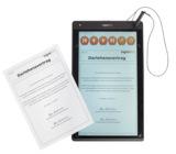 Das neue Unterschriften-Pad Alpha von signotec. Abb: signotec GmbH