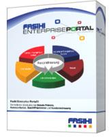 Portfolio erweitert: Fasihi Enterprise Portal.
