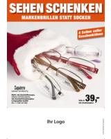Weihnachtsprospekt von aktive-optiker.eu