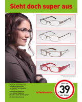 Optikerwerbung 2010 der Aktiven Optiker