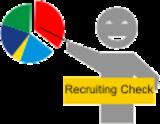 Die Studie basiert auf einen Recruiting Check mit 170 Kriterien
