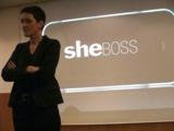 Marion Knaths, Autorin und Gründerin von sheboss