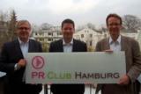 v. l. n. r.: Bernhard Jungwirth, Torsten Panzer und Thomas Wagensonner