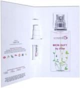 Die Probe des individuellen Duftes hilft dem Parfümeur