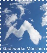 Die neue Briefmarke der Stadtwerke