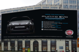 Bluetooth integriert in Big Poster Kampagne