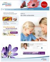 Die neue GEHE Website