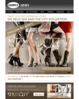 eCircle kombiniert für Görtz Produktbewertungen mit E-Mail-Marketing