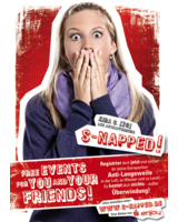 S-NAPPED Key Visual