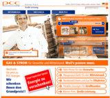 dmc digital media center GmbH launcht neues Internetportal für PCC Energie